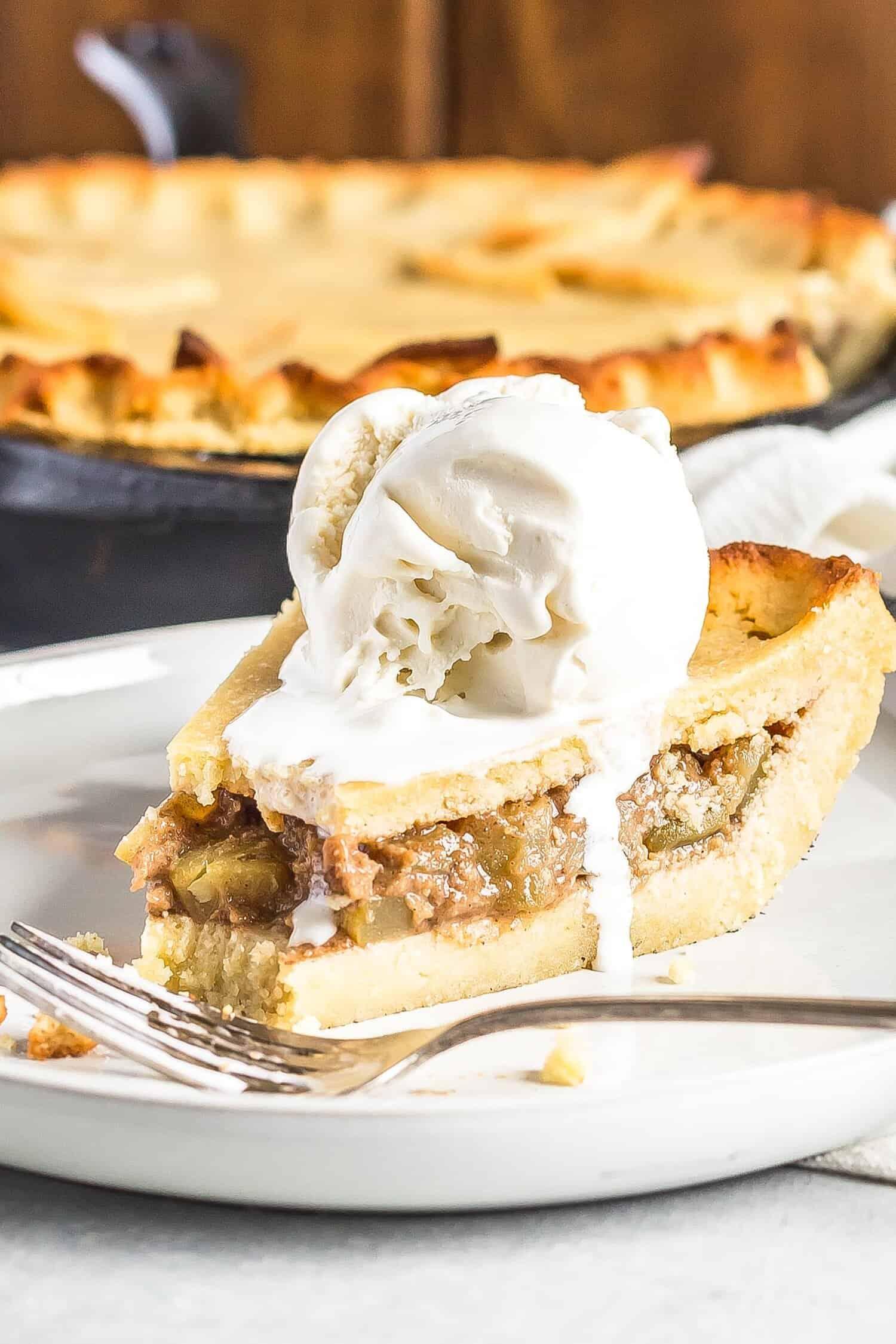 Keto Apple Pie